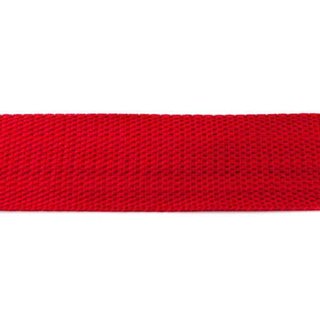 Tassenband Polypropylene | Donkerrood  |  40mm