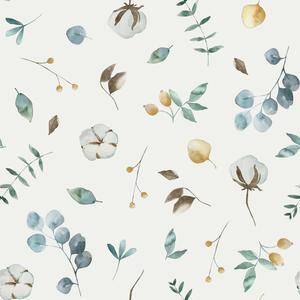 Family Fabrics | Tricot Print | Nature Jersey