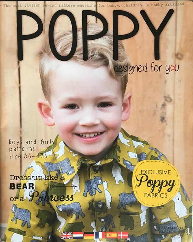 Poppy designed for you | editie 11