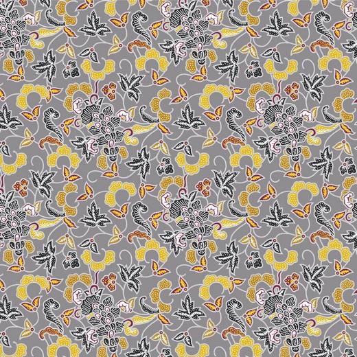 Indonesian Style Batik