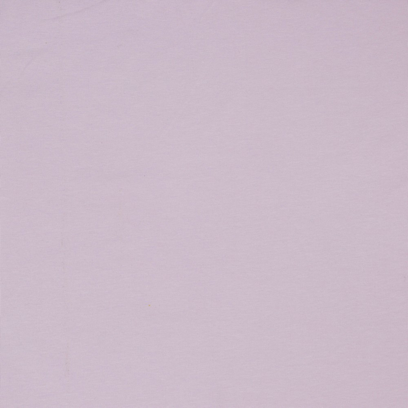 Tricot uni   Gots   Lilac 045