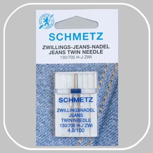 130/705 H-J-ZWI  tweeling jeans naalden