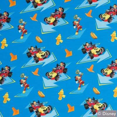 Tricot Print Disney   Mickey - Racing