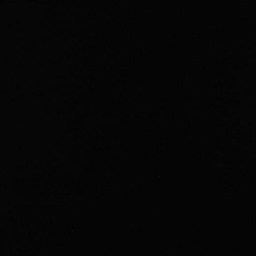 Tricot uni   Gots   Deep Black 001