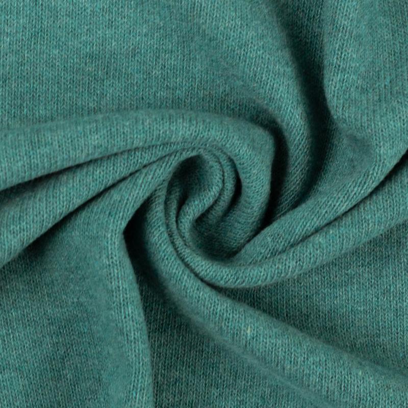 Knit Fabric   Bene   Petrol Green