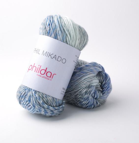 Phil Mikado | Bleuet