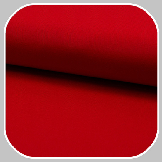 cotton span twill  RS0204-015   rood