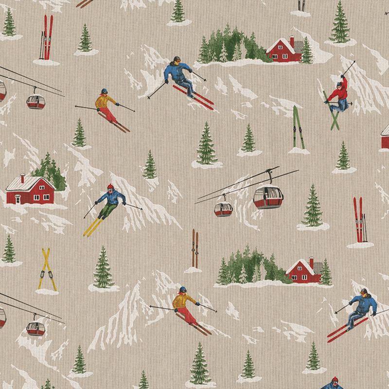 Decostof Linnenlook   Ski Resort