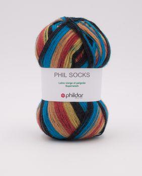 Phil Socks - Carmel