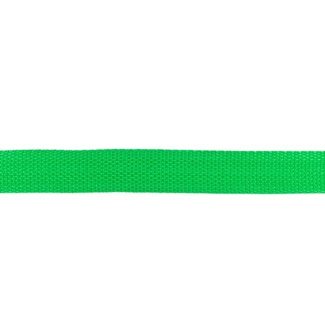 Tassenband Polypropylene   Grasgroen -  25mm