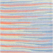 Rico Design  Baby Dream  dk - Luxury touch   Blauw - Oranje 005