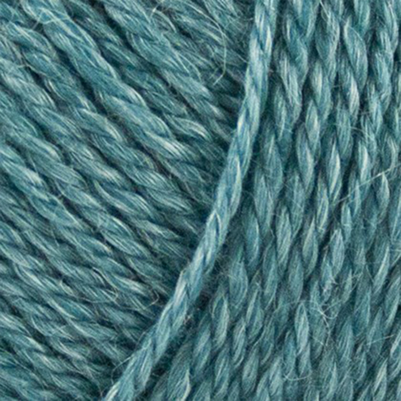 ONION   Organic Wool + Nettles no.4   814 - petrol
