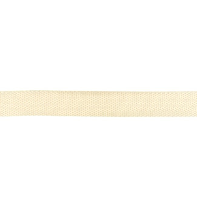 Tassenband Polypropylene | Zand -  25mm