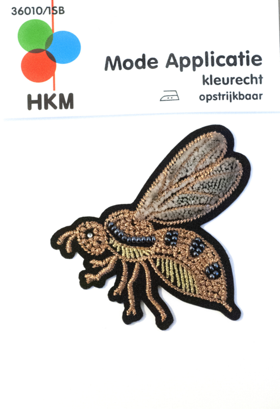 Applicatie   opstrijkbaar   Insect - 36010/1SB