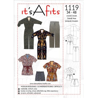 It'S A Fits | 1119  - Overall - Broek