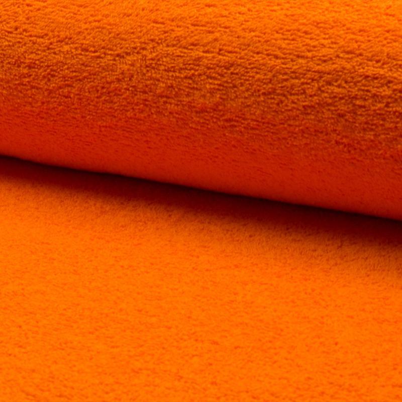 badstof katoen    col. 036    oranje