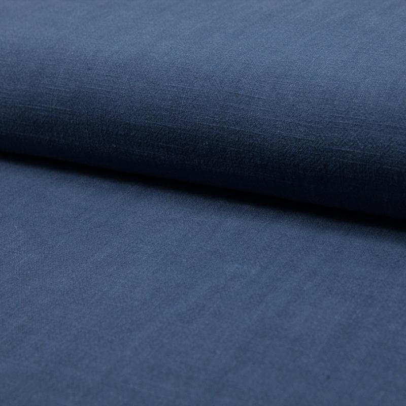 Linnen Stonewashed | Dark Jeans Blue 214-009