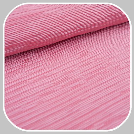 plisseestof   roze