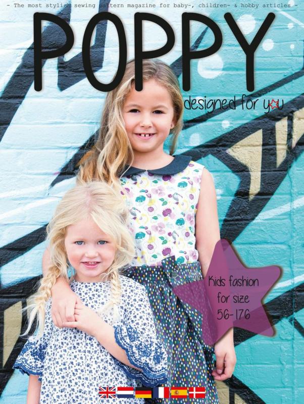 POPPY -editie 10 - kids fashion