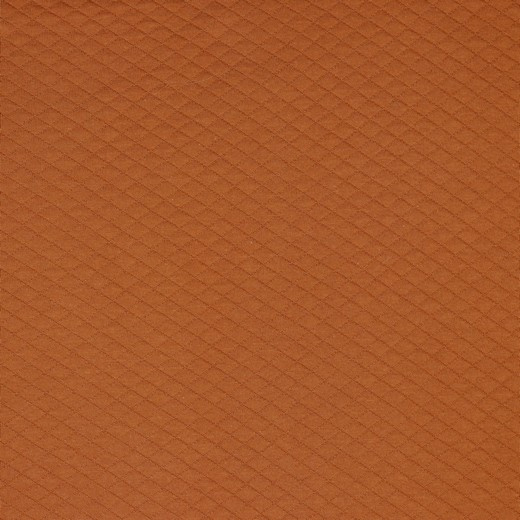 Tricot uni - Wafel - Quilt | Rust 027