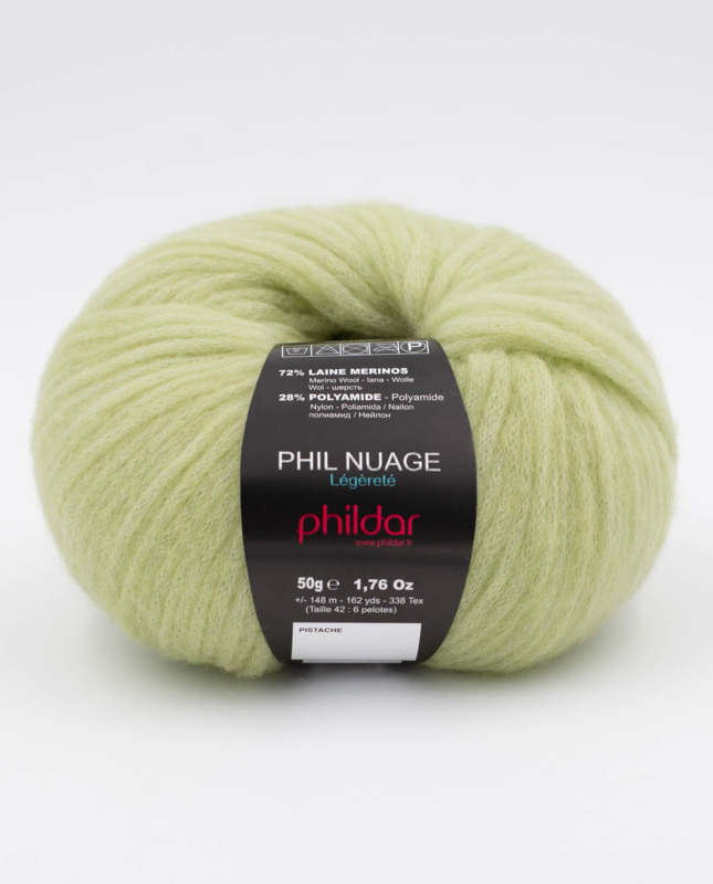 Phil Nuage   Pistache