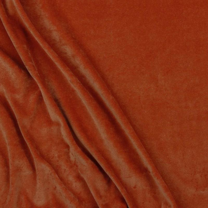 nicky velours  08048.032 | Stone