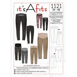 It'S A Fits   1121 - Zwangerschapsbroek