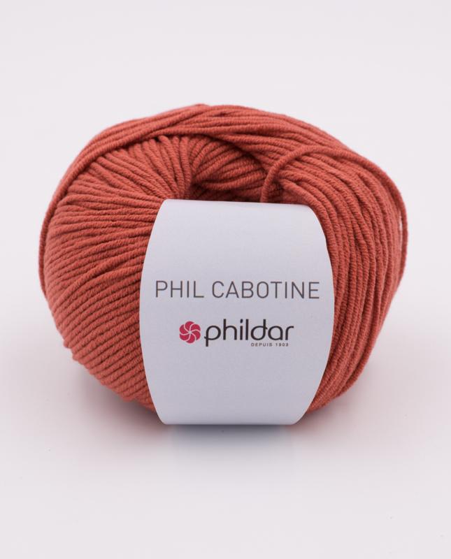 Phil CABOTINE    Terracotta