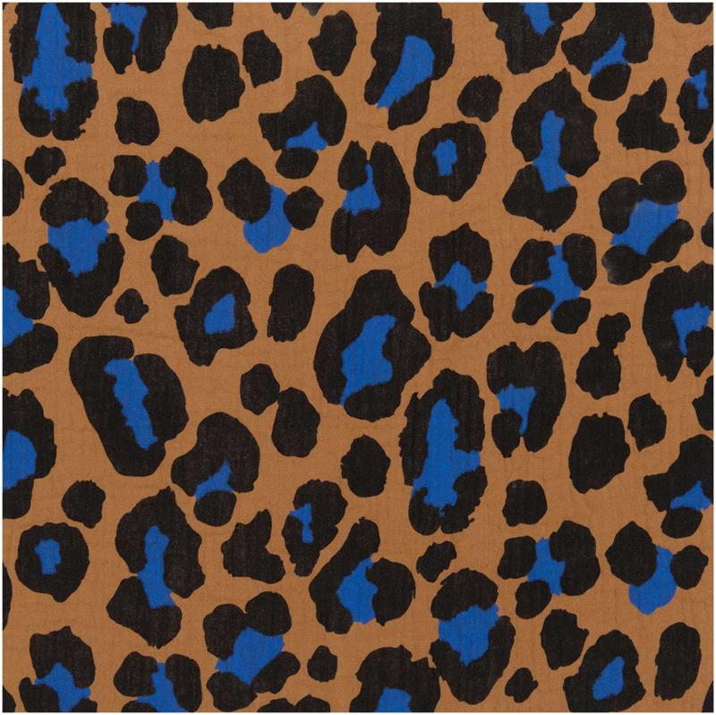 Rico Design | Double Gauze - Baby Cotton - Leo - Havanna Brown