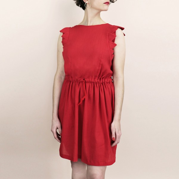 Republique du Chiffon | Adele jurk | Engelstalig