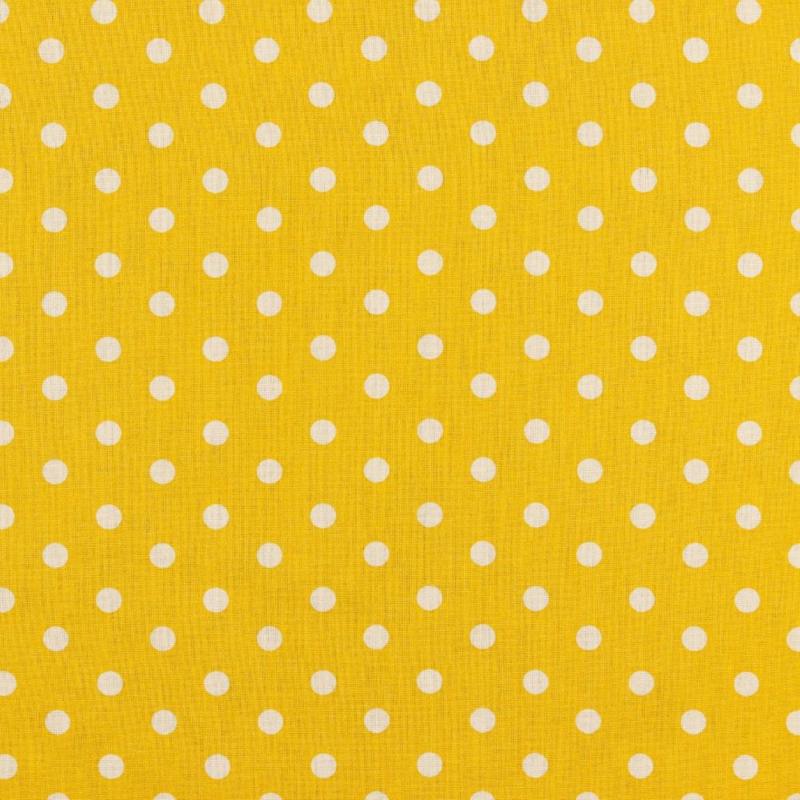 katoen Dot |  S|  geel