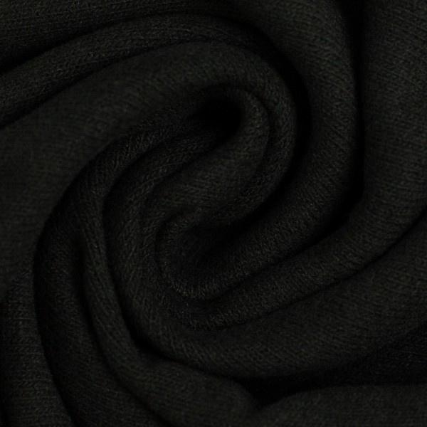 Knit Fabric   Bene   Black