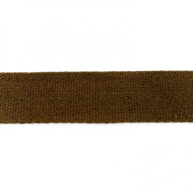 Tassenband Katoen | Army | 4cm breed