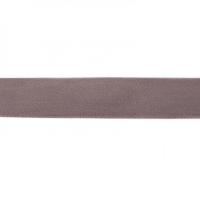 elastiek uni | 4 cm | taupe