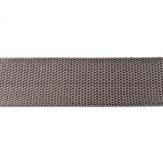 Tassenband Polypropylene   Grijs     40mm