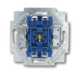 Busch en jaeger Wip-impulsdrukker 1-polig, maakcontact (NO)