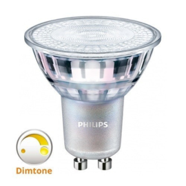 Philips Masterled spot Value 4,9W (50W) DimTone