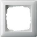 Afdekraam Gira Standard 55 zuiver wit glanzend