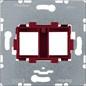 Berker Draagring, Modular jack  454101