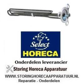268.905.496 - Boiler verwarmingselement vaatwasser HORECA SELECT GGW2001