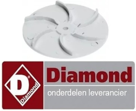 244GM5036870 - Schoep voor motor Hot - Bloc DIAMOND