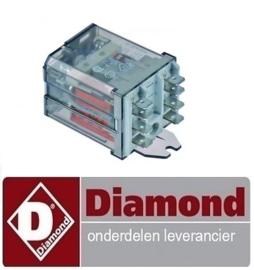 380929115 - RELAIS 16 AMP - 230AC DIAMOND D26/EKS-NP