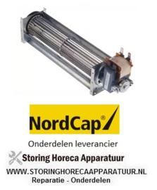 2971.930.50 - Dwarsstroomventilator QL4/2000 A6-2118L rol ø 40mm NORDCAP