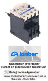 663380452 - Maximaalstroombeveiliging instelbereik 3,7 - 5,5A voor magneetschakelaar LC1K LAMBER