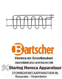 639420065 - Verwarmingselement 1840W 230V WARMHOUDKAST BARTSCHER