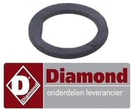 295516261 - Vlakpakking rubber luchtkamer DIAMOND D26-EKS