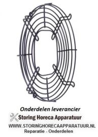 361601581 - Rooster voor ventilatorblad ø 200 mm H 25 mm bevestigingsafstand 1 236 mm