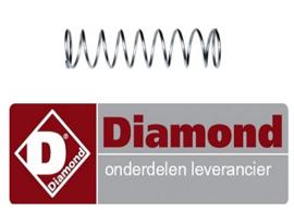 258F014 - Drukveer voor slush DIAMOND FABY
