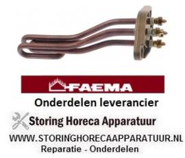 0043541116635 - Verwarmingselement 2400W 230V koffiemachine  FAEMA