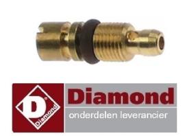 527R.TCU7.002.63 - Kleinbranderinspuiter gasfornuis aardgas DIAMOND C6GA11-SP